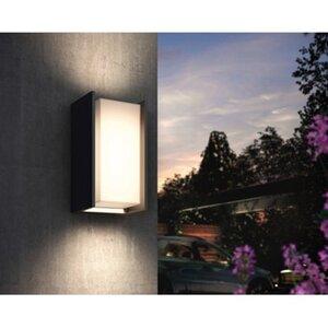Philips Hue LED-Wandleuchte Turaco Anthrazit EEK: A+