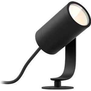 Philips Hue LED-Spot 1er Lily Schwarz Erweitung EEK: A+
