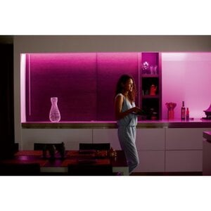 Philips Hue Lightstrip Plus 1 m Erweiterung White & Color Ambiance 950 lm