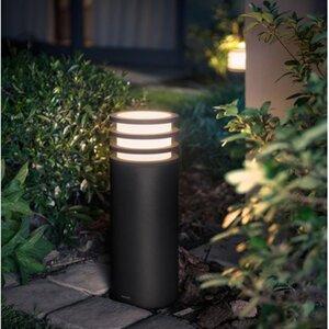 Philips Hue LED-Sockelleuchte Lucca Anthrazit EEK: A+