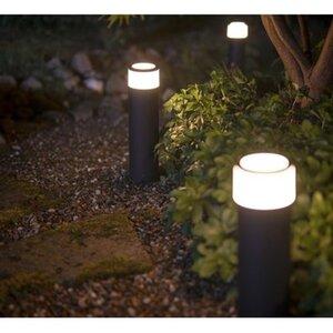 Philips Hue White & Color Ambiance Calla LED-Sockelleuchte Niedervolt EEK: A
