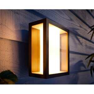 Philips Hue White & Color Ambiance Impress LED-Wandleuchte breit EEK: A