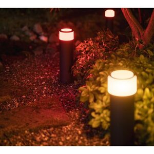 Philips Hue White & Color Ambiance Calla LED-Sockelleuchte Erweiterung EEK: A