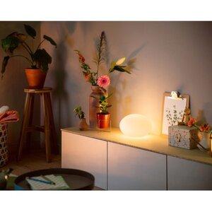 Philips Hue LED Tischleuchte Flourish Weiß Bluetooth EEK: A+