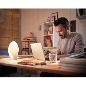Philips Hue LED-Tischleuchte Felicity inkl. Dimmschalter Weiß EEK: A+