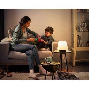 Philips Hue LED-Tischleuchte Wellness inkl. Dimmschalter EEK: A+