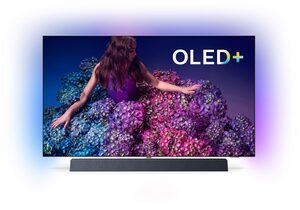 Philips 65OLED934/12 OLED-Fernseher (164 cm/65 Zoll, 4K Ultra HD, Smart-TV)