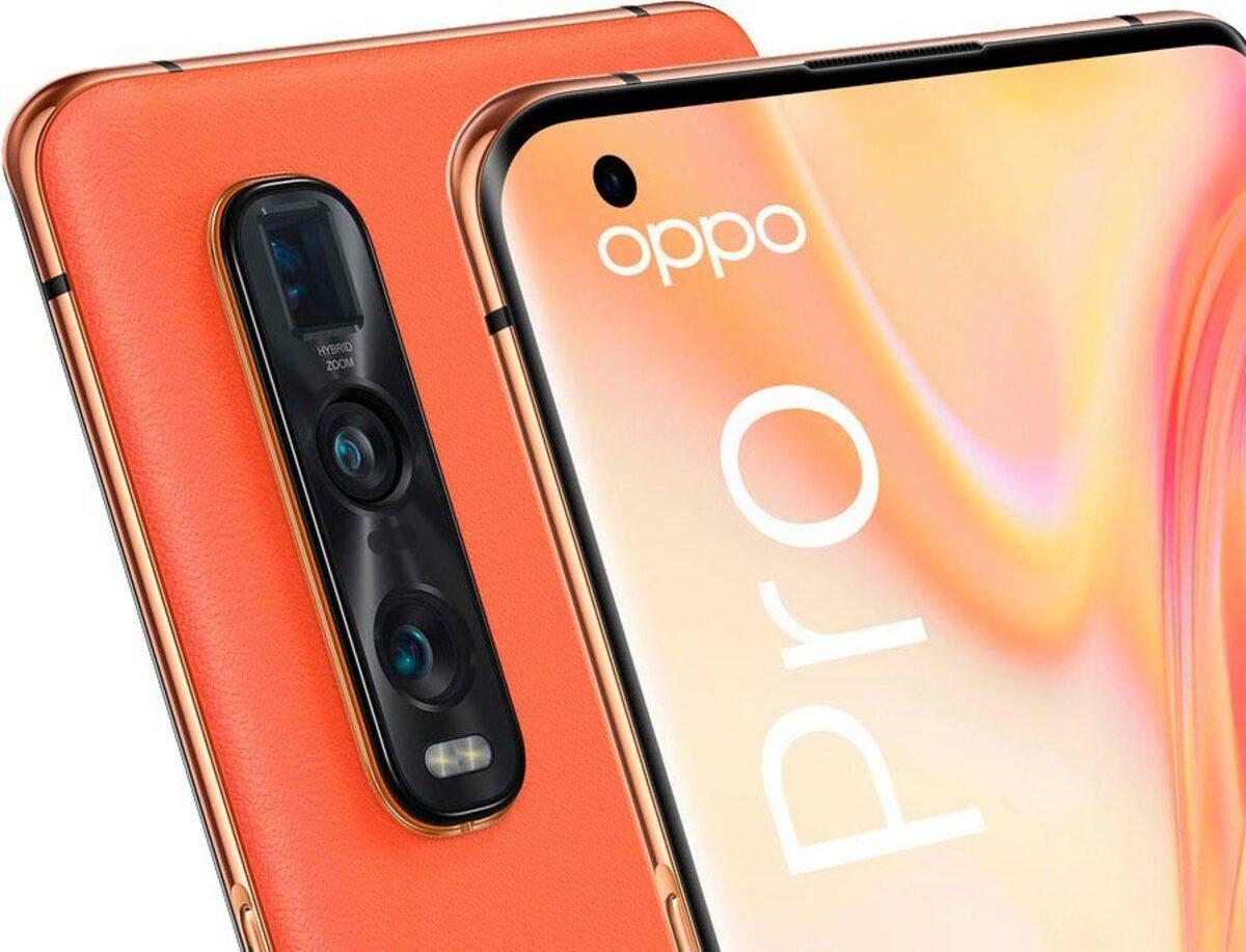 Bild 2 von Oppo Find X2 Pro 5G Smartphone (17,01 cm/6,7 Zoll, 512 GB Speicherplatz, 48 MP Kamera, 120Hz Display)