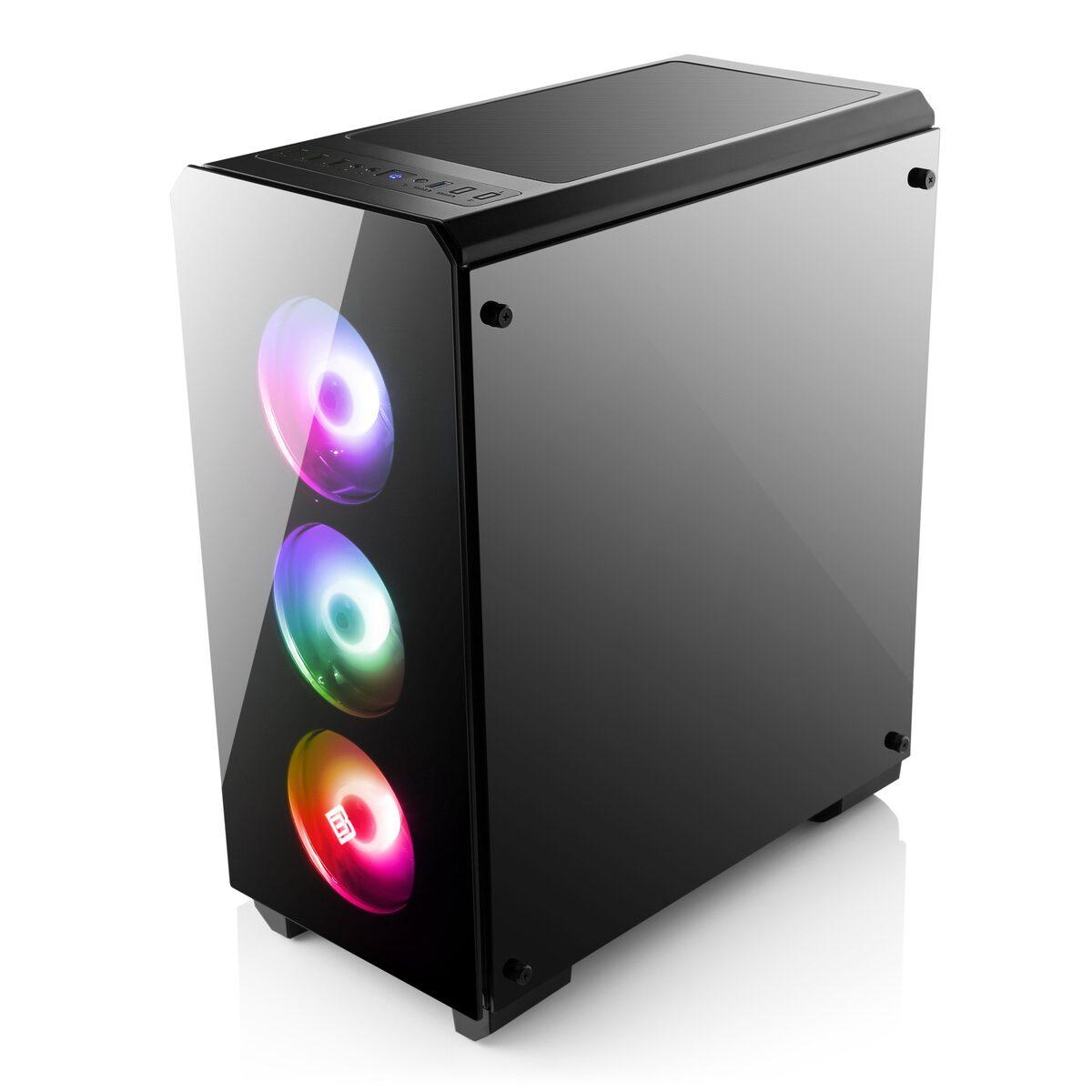Bild 4 von CSL Levitas T8118 Windows 10 Home Gaming-PC (AMD Ryzen 3, Radeon Vega 8, 16 GB RAM, 1000 GB SSD, AMD Ryzen 3 3200G, Vega 8, 16 GB RAM, SSD)