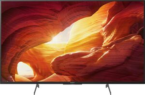 Sony KD43XH8505BAEP LCD-LED Fernseher (108 cm/43 Zoll, 4K Ultra HD, Android TV)