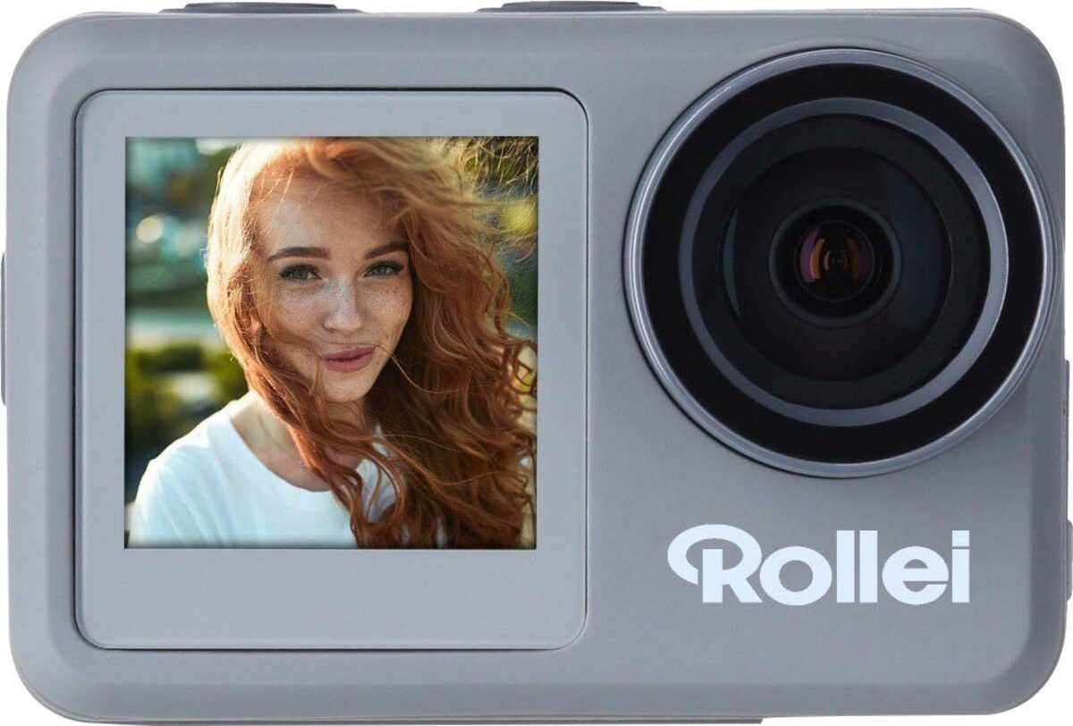 Bild 5 von Rollei »9s Plus« Action Cam (4K Ultra HD, WLAN (Wi-Fi), Rollei Monkey Pod-Set)