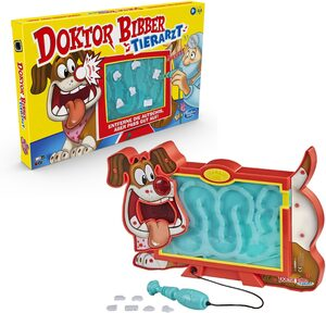 Hasbro Spiel, »Doktor Bibber Tierarzt«