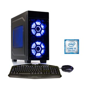 Hyrican Striker 6368 Gaming-PC (Intel Core i5, RTX 2070, 16 GB RAM, 1000 GB HDD, 480 GB SSD)