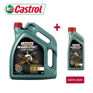 Motorenöl Magnatec Stop-Start 5W-30