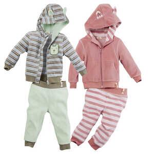 KUNIBOO®  Baby-Nicki-Anzug