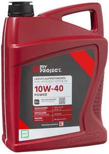 MY PROJECT®  Leichtlauf-Motorenöl 10W-40 »Power«