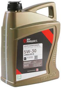 MY PROJECT®  Leichtlauf-Motorenöl 5W-30 »Longlife III«