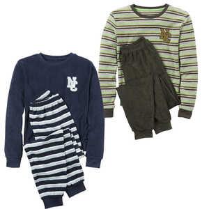 HIP&HOPPS®  Kinder-Frottee-Pyjama