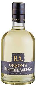 Orson's Barrel Aged Gin