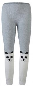 Sockswear Kuschel Damen Leggins, grau