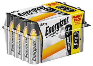 ENERGIZER Alkaline Power Mignon (AA) Box 24 Stück