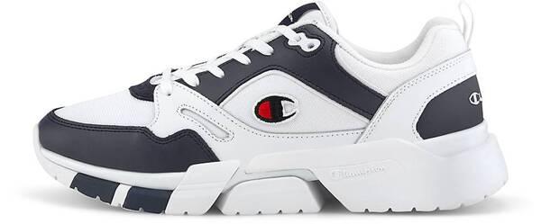Champion, Sneaker Lander Mesh in weiß, Sneaker für Herren