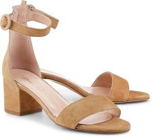 Bianca Di, Sandalette in mittelbraun, Sandalen für Damen
