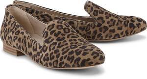 COX, Fashion-Slipper in leo, Slipper für Damen