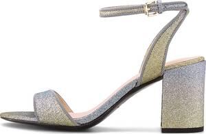 Ash, Glamour-Sandalette Jet in silber, Sandalen für Damen