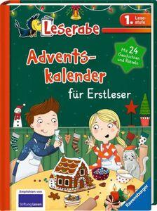 Leserabe - Adventskalender für Erstleser