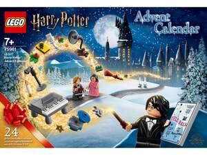 LEGO 75981 Harry Potter Adventskalender 2020