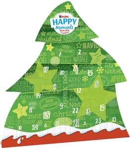 Ferrero Kinder Happy Moments Adventskalender 2020