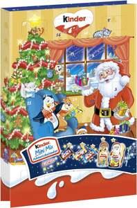 Ferrero Kinder Mini Mix Adventskalender 2020