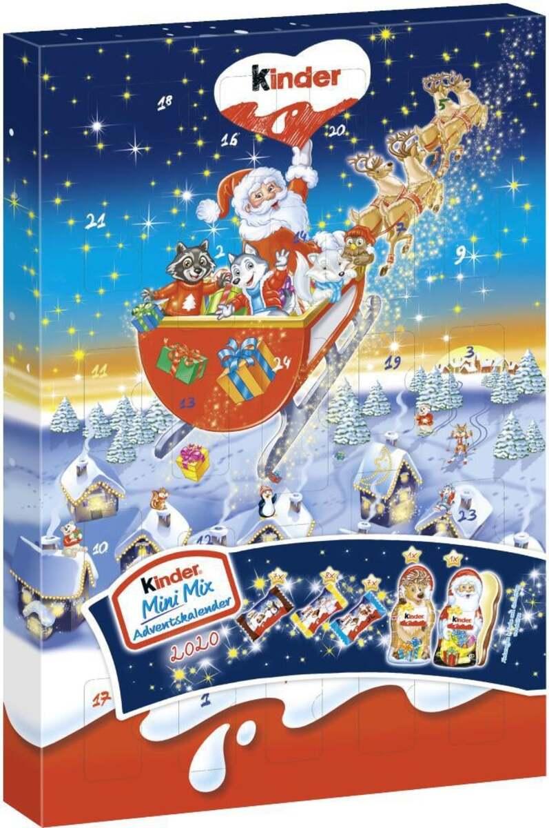 Ferrero Kinder Adventskalender 2021