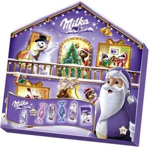 Milka Adventskalender magic mix