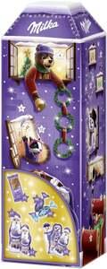 Milka 3D Haus Adventskalender