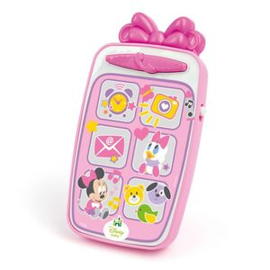 Baby Minnie - Smartphone - baby Clementoni