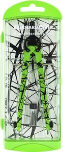Schnellverstellzirkel - neongrün
