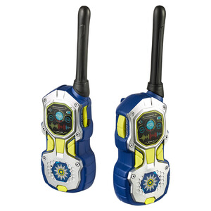 Walkie Talkies im Polizei-Look