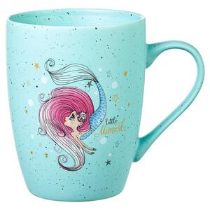Tasse mit Meerjungfrau-Motiv