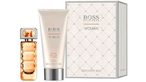 BOSS Orange Woman Eau de Toilette + Body Lotion Geschenkset