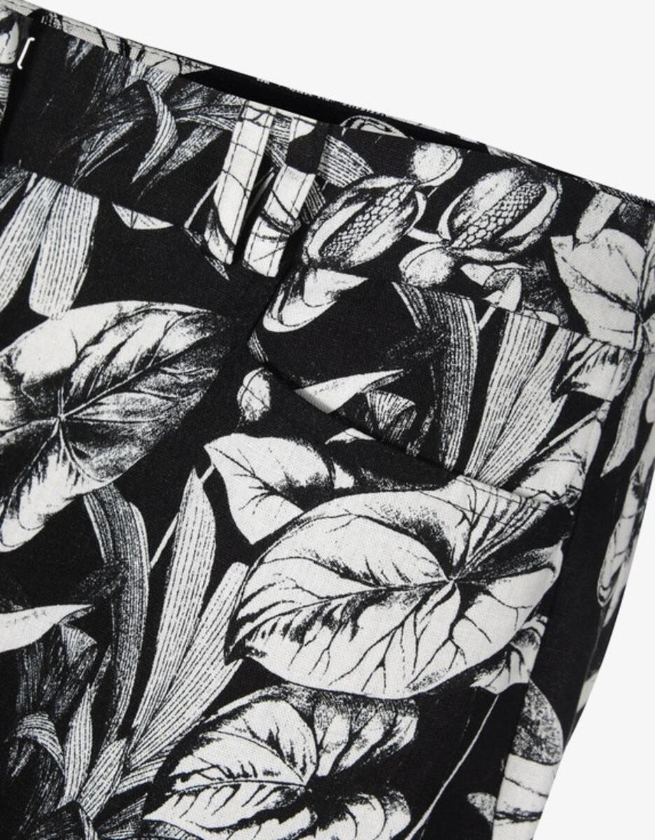 Bild 4 von Bexleys woman - Hose aus Leinenmischung