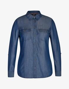 Bexleys woman - Hemdbluse im Jeans-Look