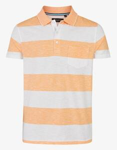 Bexleys man - Polo-Shirt gestreift