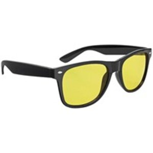WEDO® Nachtsichtbrille inkl. Brillenhülle für Autofahrer, 1 Stück