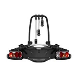 THULE VeloCompact 3 (926) Fahrradheckträger für 3 Fahrräder, Update Modell 2017