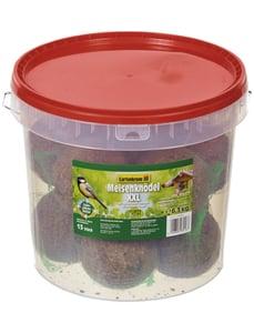 Vogelfutter »Meisenknödel«, 1 Eimer à 6300 g