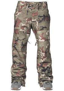 L1 Americana - Snowboardhose für Herren - Camouflage