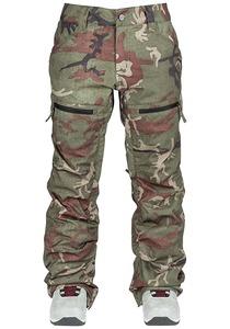 L1 Siren - Snowboardhose für Damen - Camouflage