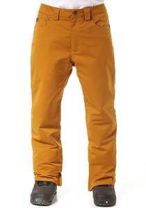 L1 Straight Standard - Snowboardhose für Herren - Braun